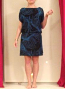 Flowy dress1