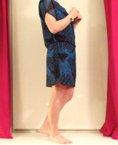 Flowy dress2