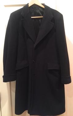 repaired coat!