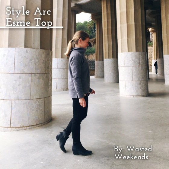 Style Arc Esme - header